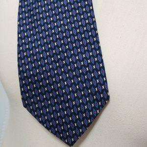 Burberrys of London 100%Silk Necktie